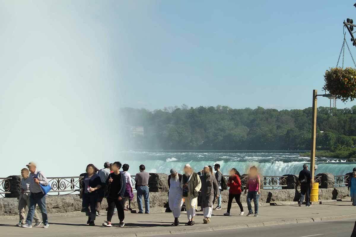 カナダ ナイアガラの滝 大人女子旅