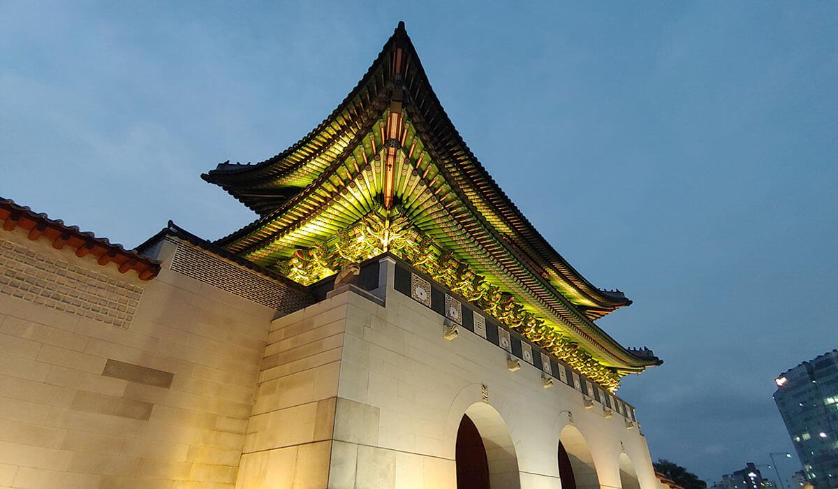 韓国の夜空に浮かぶ「景福宮夜間特別観覧」は格別なのでおすすめ 大人女子旅