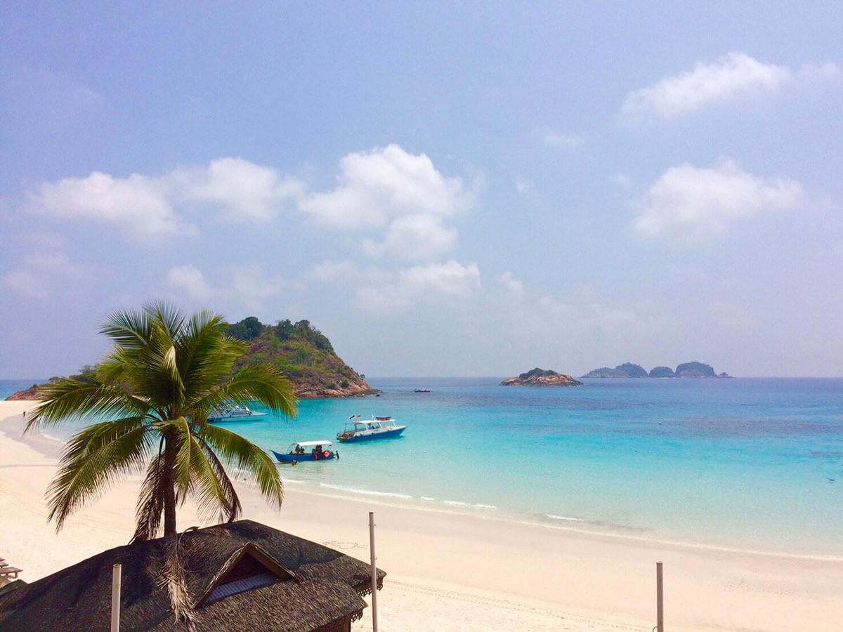 マレーシアのリゾート「レダン島」