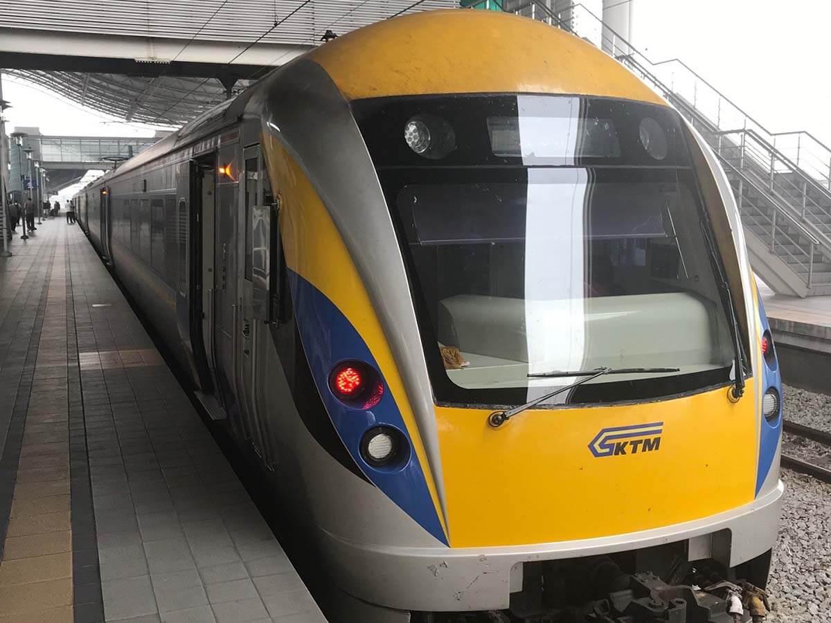 タイ、マレーシア、シンガポールを結ぶ「マレー鉄道」の乗り方