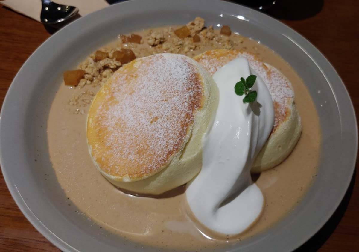 PAULIN PANCAKE(ポーリンパンケーキ)は韓国江南のオシャレカフェ