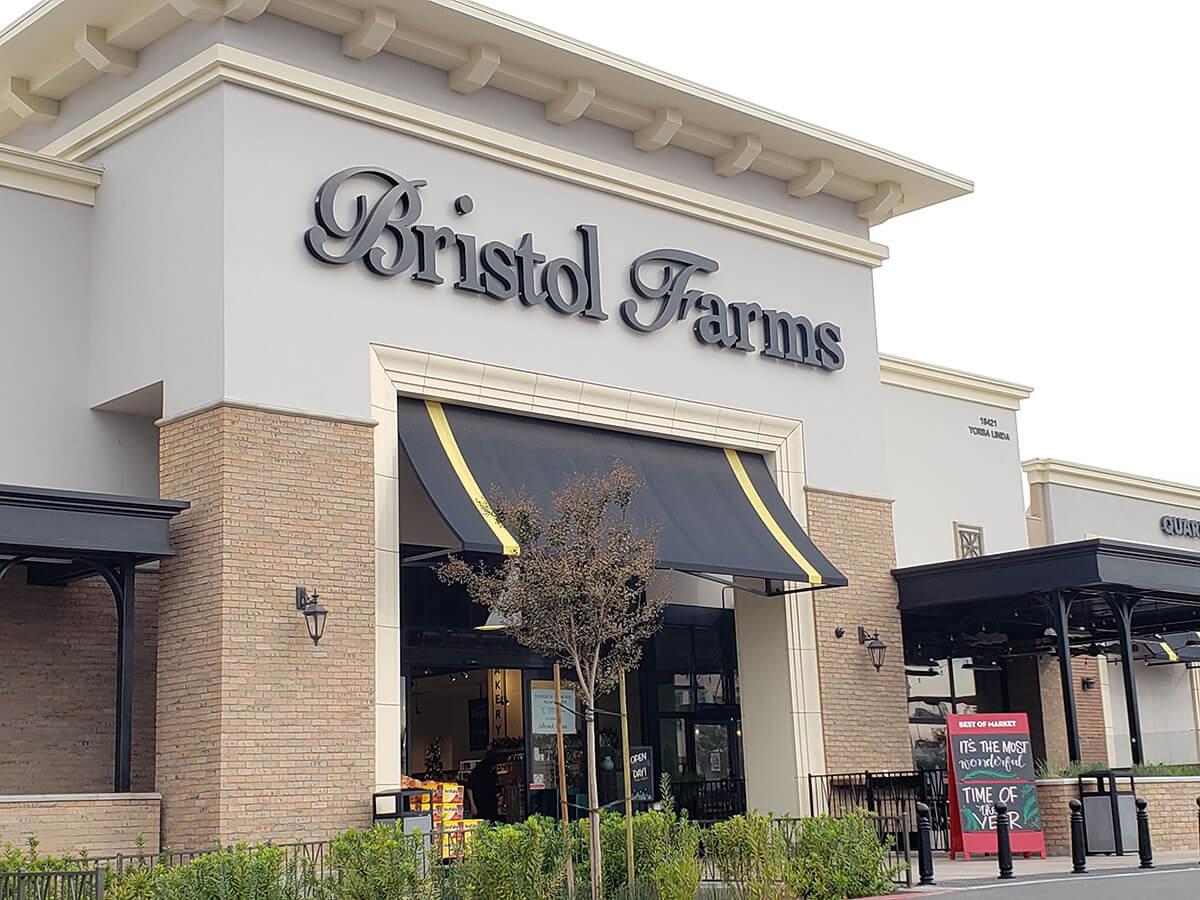 ブリストルファームズ(Bristol Farms)はアメリカ・ロサンゼルス発、健康志向のスーパーマーケット