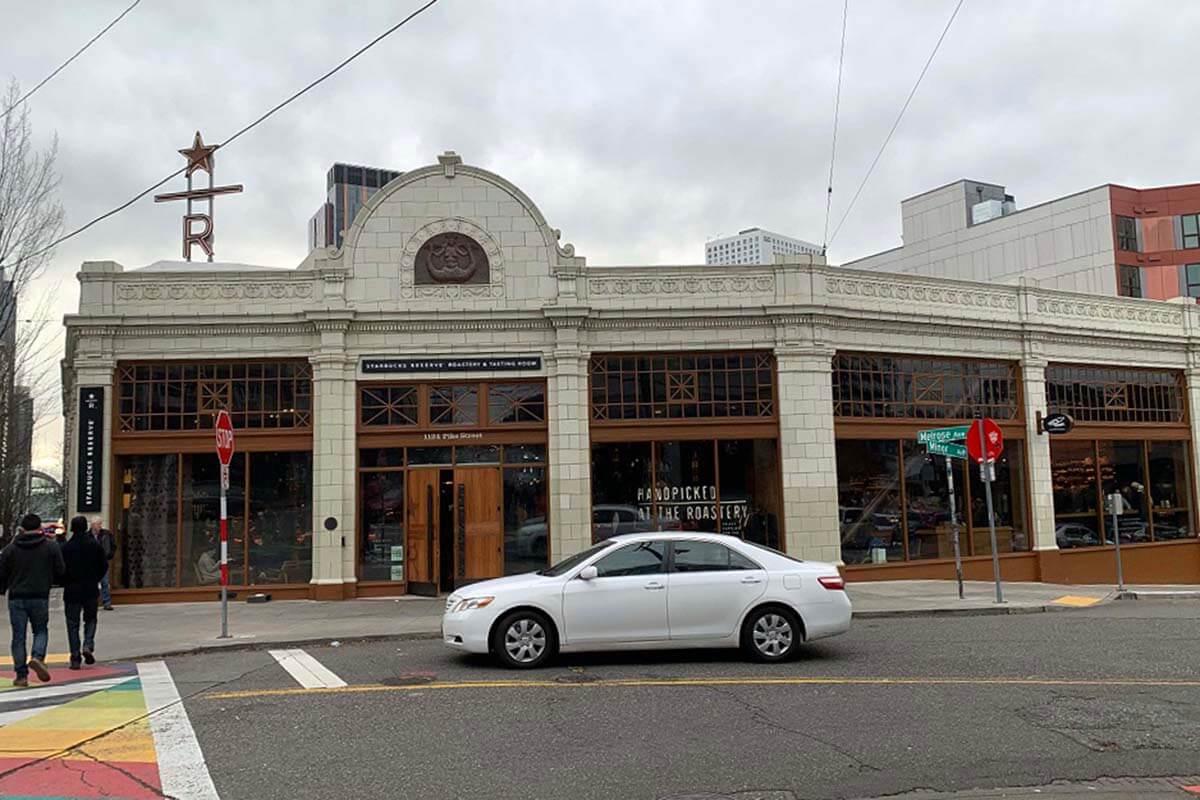 スターバックスリザーブロースタリー・シアトル(Starbucks Reserve Roastery Seattle)はコーヒー好きの天国だった