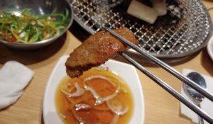 韓国の「ミョンリュンジンサカルビ」はおいしい味付けデジカルビが食べ放題♪