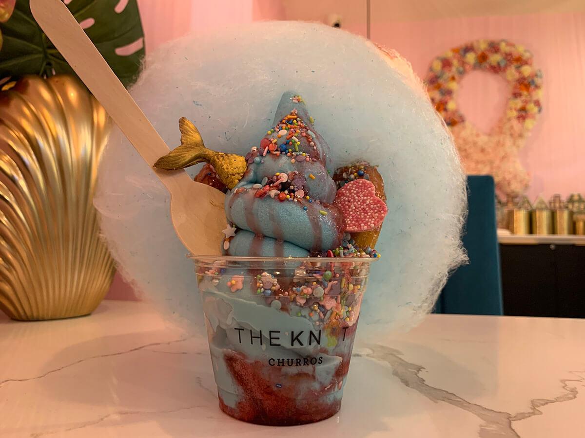 ロンドン「The Knot Churros」はインスタグラマーにも人気のチュロスが看板メニューの可愛いカフェ